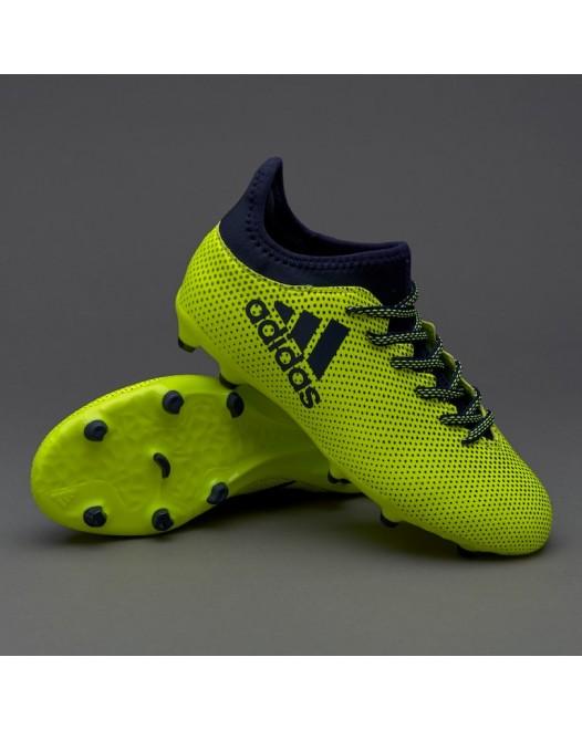 Бутсы Adidas X 17.3 FG Junior S82369