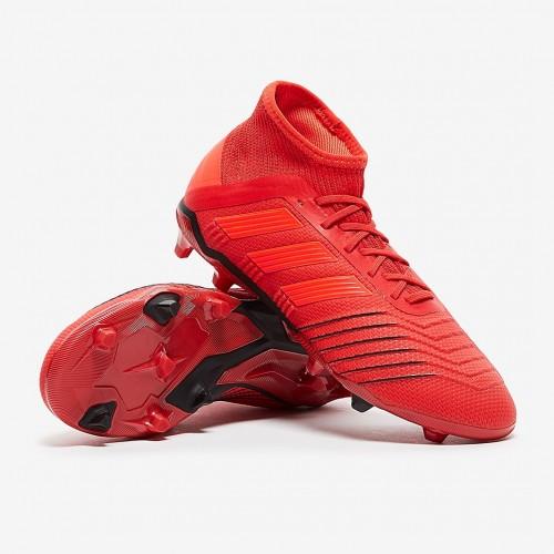 Бутсы Adidas Predator 19.1 FG Junior CM8529