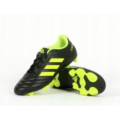 Бутси  Adidas Copa 19.4 FG Black/ Silver/ Yellow BB8091