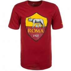 Футболка Nike AS Roma Tee Evergreen 898627-613