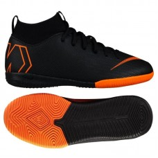 b2665f9f Футзалки Nike Mercurial SuperflyX 6 Academy indoor shoes GS IC Jr AH7343-081