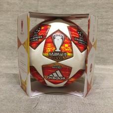 Футбольный мяч Adidas Finale Madrid 19 OMB DN8685 size 5