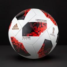 Футбольный мяч Adidas Telstar World Cup 2018 Knockout Competition CW4681