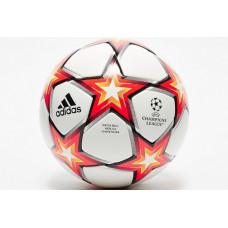 Футбольний мяч Adidas Finale 21 Pyrostorm Competition GU0209