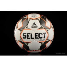 Футзальный мяч Select Futsal Master White Orange 2019 2020 IMS