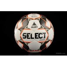 Футзальный мяч Select Futsal Master White Orange 2019 2020 IMS