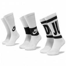 Гетри 3 Pairs of Unisex Low Socks unisex NIKE - SX6839-719