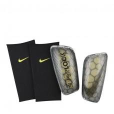 Футбольные щитки + сеточки NIKE MERC FLYLITE SUPERLOCK SP2160-060