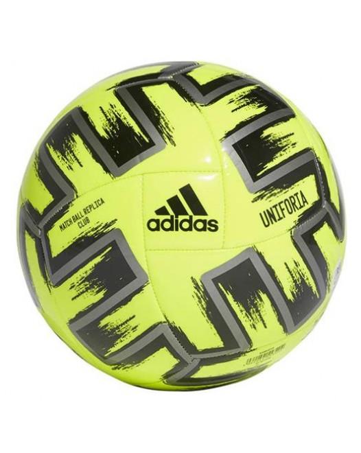 Футбольний мяч Adidas Uniforia Club Ball - Yellow FP9706