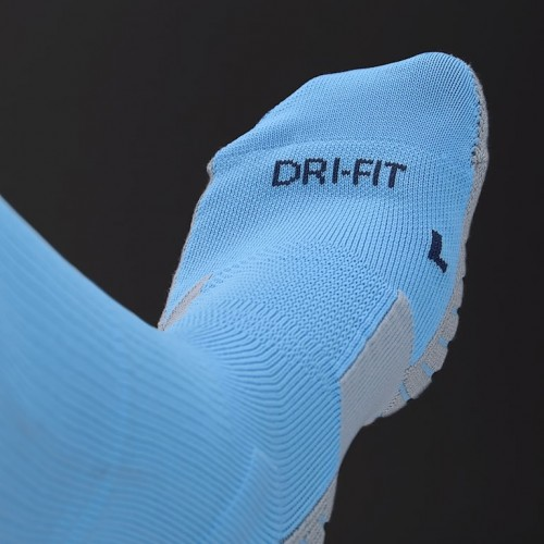 Nike Manchester City 17/18 Home Stadium Sock  Field Blue/White sx6031-488