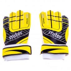Вратарские перчатки Miter GK Yellow