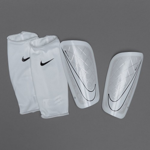 Футбольные щитки + сеточки Nike Mercurial Lite SP2086-100 Original