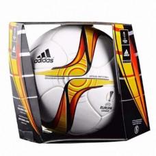Профессиональный футбольный мяч Adidas Football UEFA Europa League OMB  (S90267)