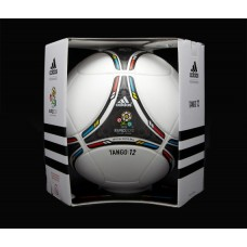 Профессиональный футбольный мяч ADIDAS TANGO 12 EURO 2012 OMB (X16857) Ukraine and Poland