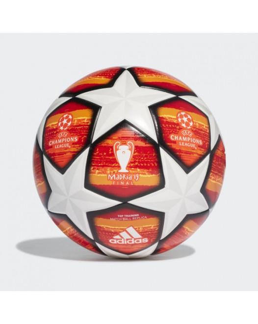Футбольний мяч Adidas Finale Madrid 19 TopTraining DN8676 Size 4