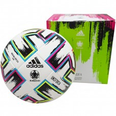 Футбольный мяч Adidas Football Ball Uniforia League Euro 2020 Original White BOX