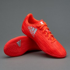 Футзалки Adidas X 16.4 IN Red (S75693)
