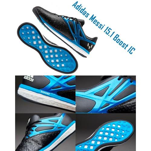 54664b3f8 ... Футзалки Adidas Messi 15.1 Boost IC (B24586) PRO. 1