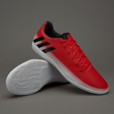 Футзалки Adidas Messi 16.3 Red/White (BA9017)