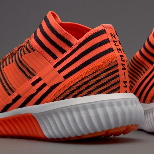 Футзалкы Adidas Nemeziz 17.1 Tango TR - Solar Orange / Core Black BY2464