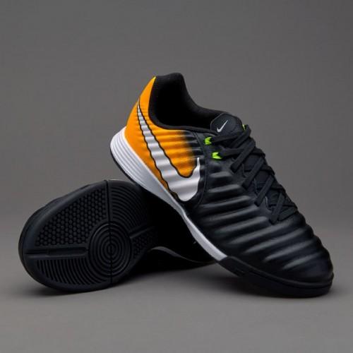 Футзалкы Nike  Tiempo Ligera Leather IV IC  897730-008 Original