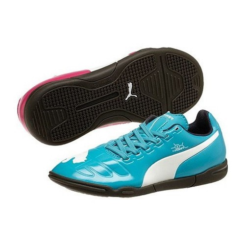 a7597a9f1d1304 Футзалки Puma evoPOWER 3 Tricks Youth Indoor Soccer Shoes