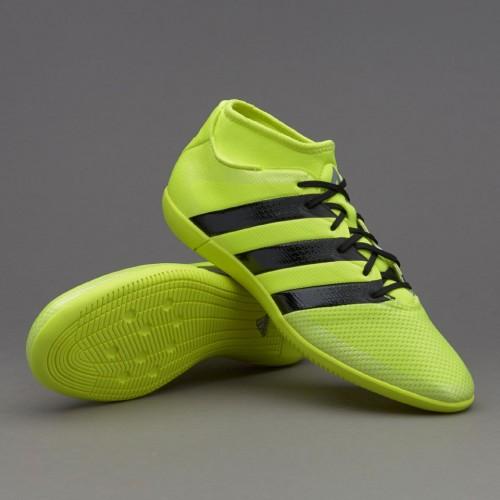 0ec3031ee10339 Футзалкы Adidas ACE 16.3 с носком AQ3419