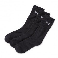 Носки  Puma Meias Sport 3 Pack Black