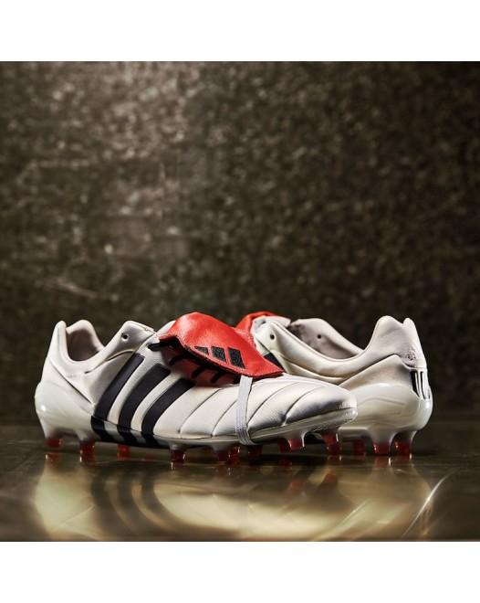 Бутси Adidas Predator Mania FG Champagne - Off White/Core Black/Red S80966 *