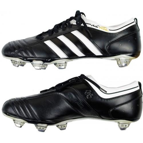 Бутсы Adidas 11Pro SG - Black/White/Flash Orange - B26890 PRO