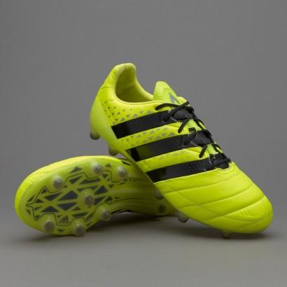 Профессиональные бутсы Adidas ACE 16.1 FG/AG Leather S79684