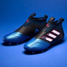Adidas ACE 17+ Purecontrol FG (BB4312) (бутси без шнурков)
