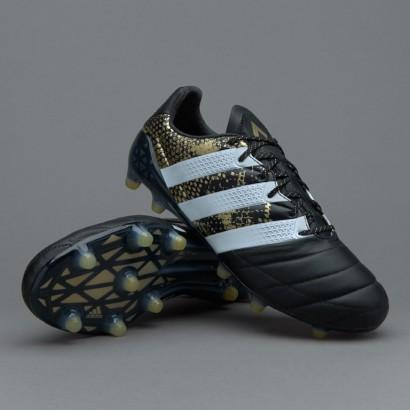 Профессиональные бутсы Adidas ACE 16.1 FG/AG Leather (S79685)