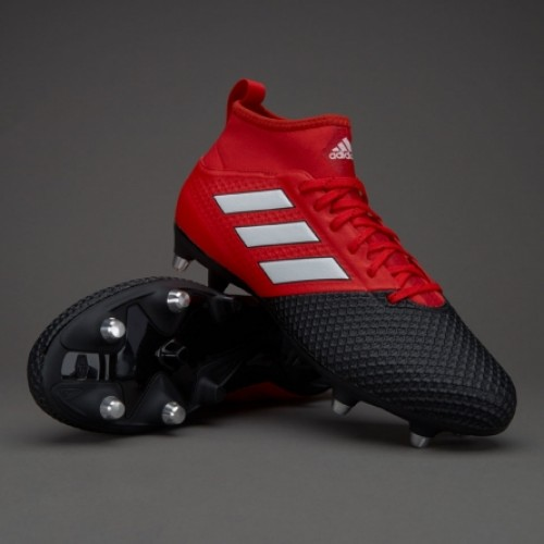 Adidas Ace 17.3 Primemesh Soft Ground - Red (BY2835) 264ef248896eb
