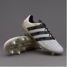 Adidas ACE 16.1 SG AQ6368 White/Black/Gold  (PRO)
