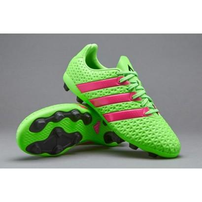 Бутсы Adidas ACE 16.4 Kids FxG - Solar Green (AF5034)