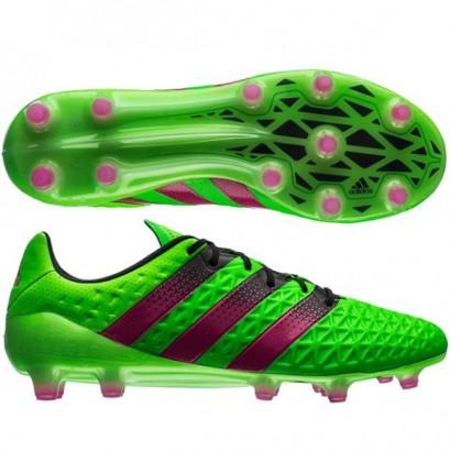 Adidas ACE 16.1 FG - Solar Green/Shock Pink/Core Black AF5083 (Profi)