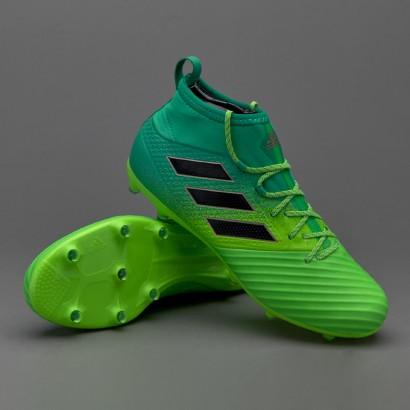 Adidas ACE 17.3 Primemesh FG - Solar Green/Core Black/Core Green