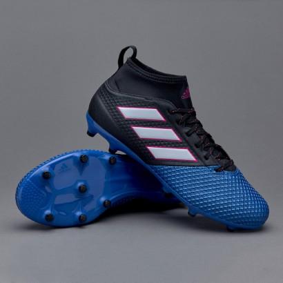 Бутсы Adidas ACE 17.3 Primemesh FG BA8505 (с носком)