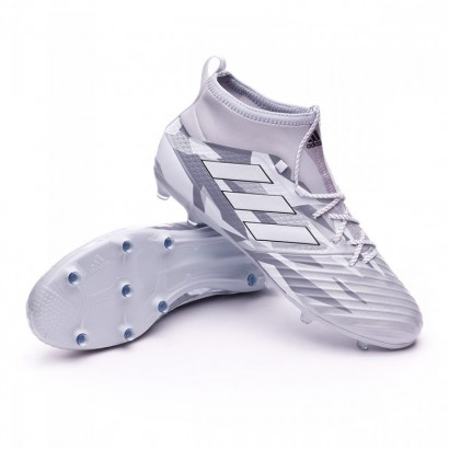 Adidas ACE 17.2 Primemesh FG - Clear Grey/White/Core Black  (BB1015)