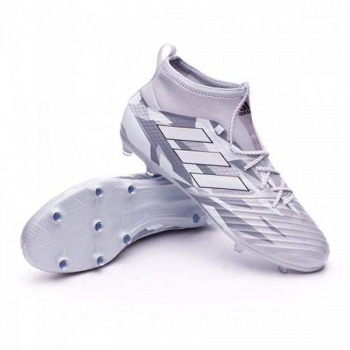 detailing fde54 3fc7c Adidas ACE 17.2 Primemesh FG - Clear Grey/White/Core Black (BB1015)