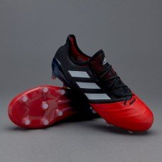 Adidas ACE 17.1 Leather FG Red/Black (BB4320) (Profi)