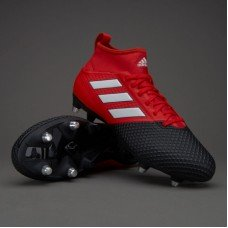 Adidas Ace 17.3 Primemesh Soft Ground - Red (BY2835)