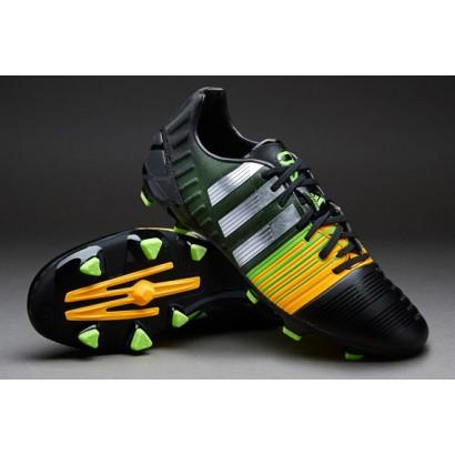 Adidas Nitrocharge 2.0 FG Boots - Shoes Core Black/Silver/Solar Gold | (M29852)