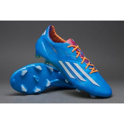 Adidas F50 Adizero TRX FG - Blue/Orange M22359 (Profi)