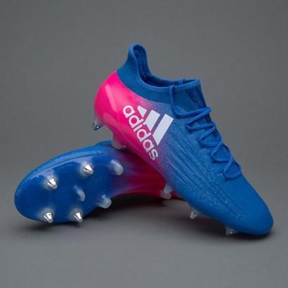 Adidas X 16.1 SG Blue/White/Shock Pink (BB5739)