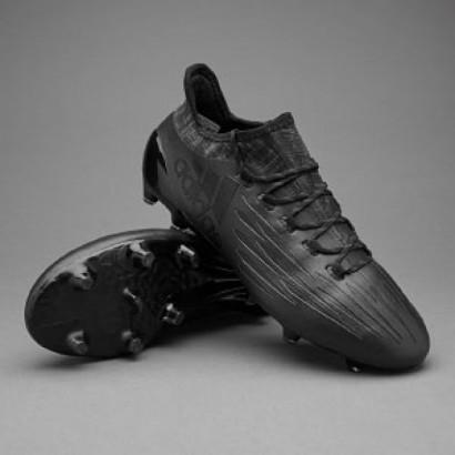 Профессиональные бутсы Adidas X 16.1 FG  Black (S81943)