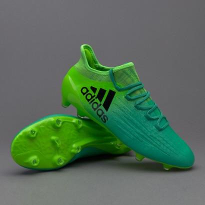 Adidas X 16.1 FG - Solar Green/Core Black/Core Green BB5839 (Profi)