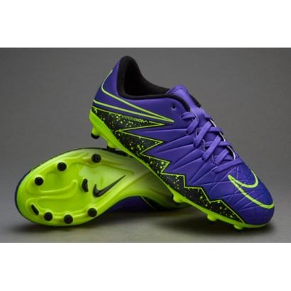 Nike JR Hypervenom Phelon II FG 744943-550