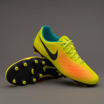 Nike Magista Ola II FG - Volt/Black/Total Orange
